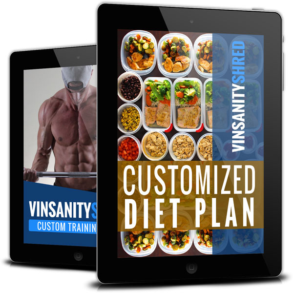Custom Diet and Training Plan for Him
